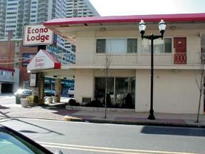 Econo Lodge Beach Block Atlantic City - USA