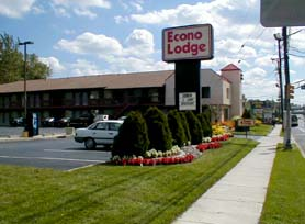 Econo Lodge Bellmawr - USA