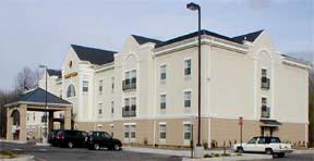 Comfort Suites Newark - USA