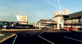 Econo Lodge Newark International Airport Elizabeth - USA