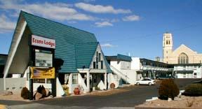 Econo Lodge Downtown Albuquerque - USA