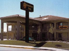 Comfort Inn West Albuquerque - USA