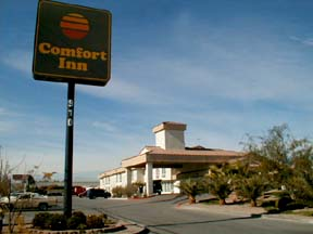 Comfort Inn North Las Vegas - USA
