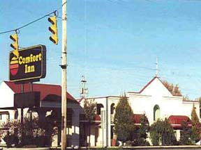 Comfort Inn Cedar Point Maingate Sandusky - USA