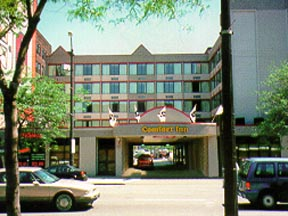 Comfort Inn Downtown Cleveland - USA