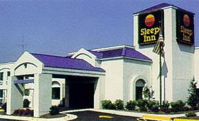 Sleep Inn Brunswick - USA