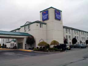 Sleep Inn Sandusky - USA