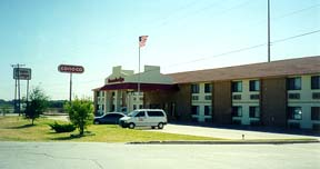 Econo Lodge Oklahoma City - USA