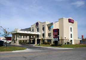 Comfort Suites Central/i-44 Tulsa - USA