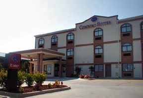 Comfort Suites Oklahoma City - USA