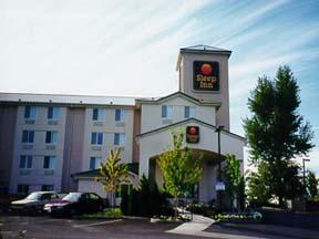 Sleep Inn East Portland - USA