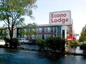 Econo Lodge East Port Portland - USA