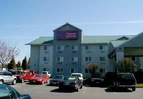 Comfort Suites Portland Airport Portland - USA