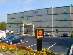 Comfort Inn Capital City Hotel, Harrisburg, Pennsylvania PA