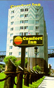 Comfort Inn Downtown/historic Area Philadelphia - USA