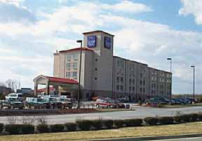 Sleep Inn Pittsburgh International Airport Coraopolis - USA