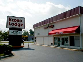Econo Lodge Charleston - USA