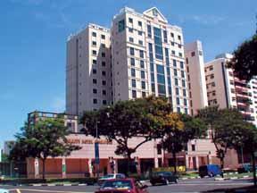Quality Hotel Singapore Singapore - Singapore