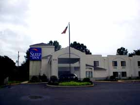 Sleep Inn Memphis - USA