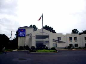 Sleep Inn Memphis - USA