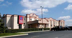 Comfort Suites Airport Alcoa - USA