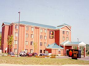 Sleep Inn Brentwood - USA
