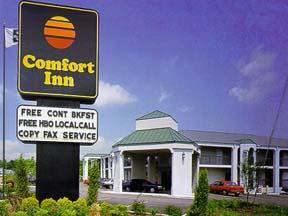 Comfort Inn North Clarksville - USA