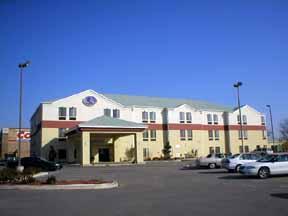 Comfort Suites Cordova - USA