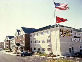 Mainstay Suites Knoxville Airport Alcoa - USA