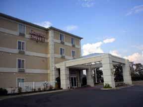 Comfort Suites Memphis - USA