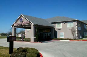 Comfort Suites New Braunfels - USA