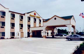 Comfort Suites Near Stone Briar Mall The Colony