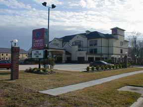 Comfort Suites Lake Jackson - USA