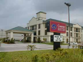 Comfort Suites Houston - USA