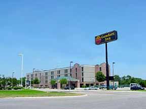 Comfort Inn Fiesta Park Area San Antonio - USA