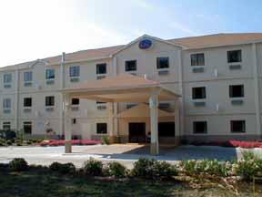 Comfort Suites Brenham - USA
