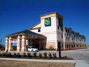 Quality Inn Near Seaworld San Antonio - USA