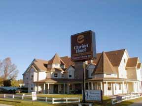 Clarion Hotel Victorian Charm Inn Kanab - USA