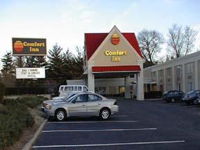 Comfort Inn Washington Gateway West Falls Church - USA