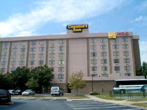 Comfort Inn Landmark Alexandria - USA