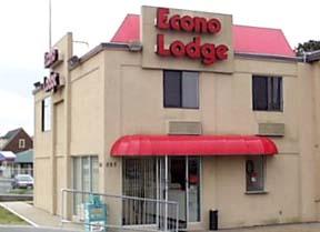 Econo Lodge Military Circle Norfolk - USA