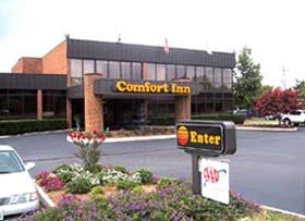 Comfort Inn Outlet Center Williamsburg Williamsburg Virginia