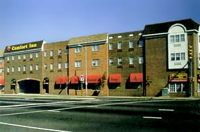 Comfort Inn Ballston Arlington - USA