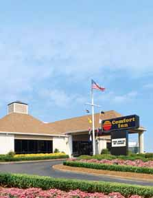 Comfort Inn Norfolk Naval Station Norfolk - USA