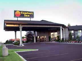 Comfort Inn North Spokane - USA