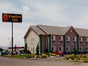 Comfort Inn Ellensburg - USA