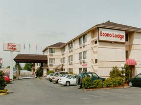 Econo Lodge Seatac Airport Seattle - USA