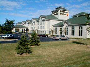 Comfort Suites Madison - USA