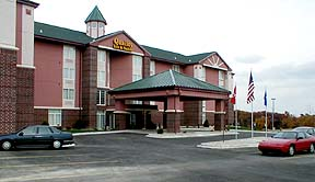 Quality Inn & Suites Madison - USA