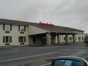 Econo Lodge At Winterplace Ghent